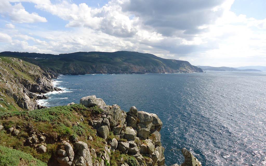 Estaca de Bares es uno de los acantilados más bonitos de Galicia