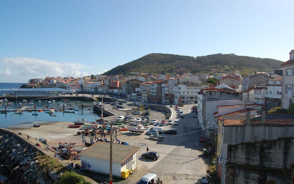 Fisterra es uno de los pueblos más bonitos de Galicia