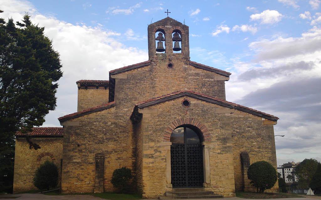 Iglesia San Julián de los Prados, en Oviedo