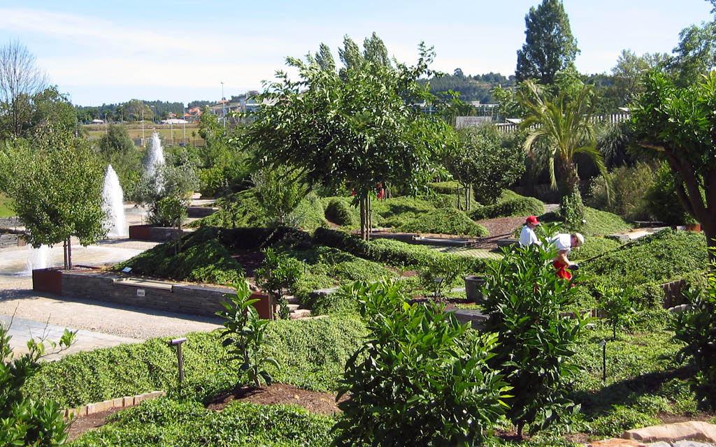 El Jardín Botánico en Gijón es ideal para adolescentes