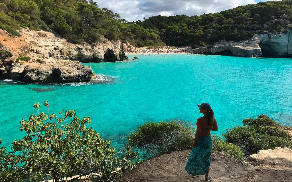 Las 5 mejores playas de Menorca