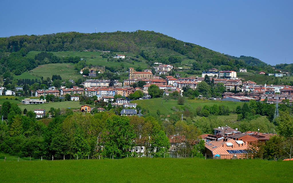 Oyarzun es una de las paradas de nuestra ruta por el País Vasco en coche en 7 días