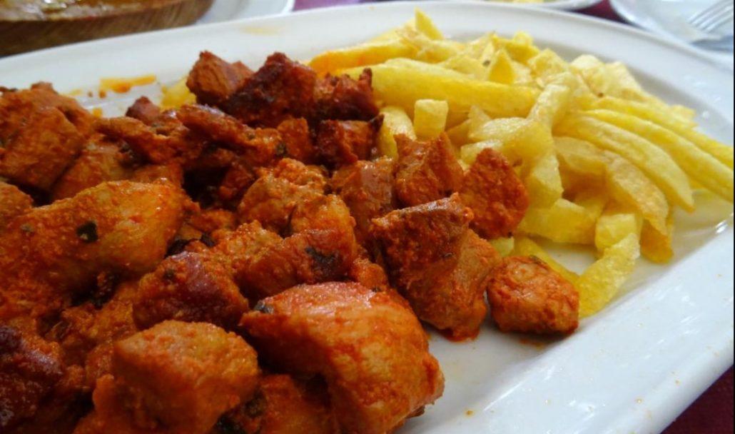 Dónde comer en Santiago de Compostela con terraza