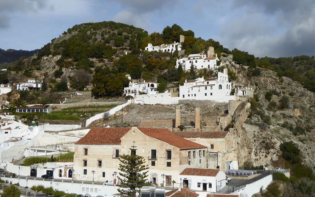 Frigiliana es uno de los imprescindible de Málaga