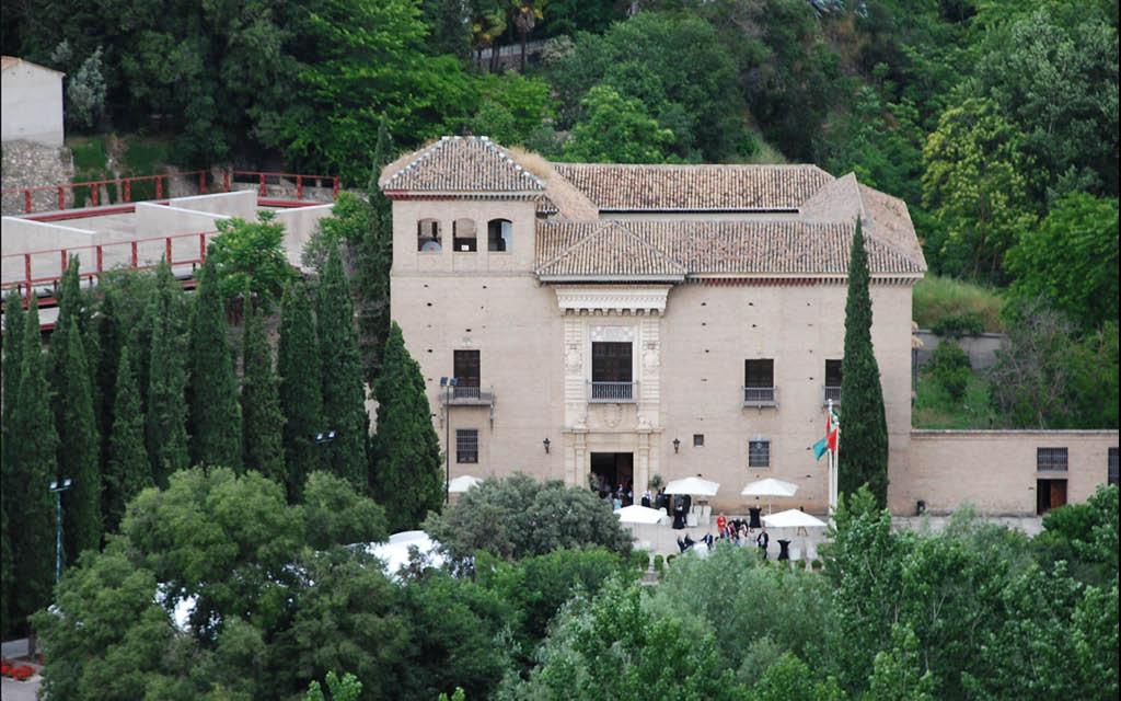 Palacio de los Córdova en Granada