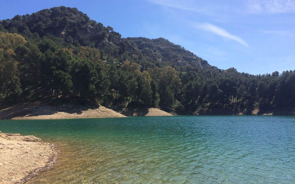 Playa de la desembocadura del Guadalhorce